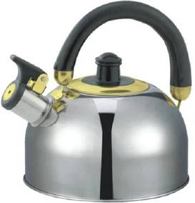 Ceainic din inox cu fluier Zilan model ,ZLN-0474 ZLN-0474