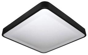 Plafonieră LED WILTON LED/24W/230V negru