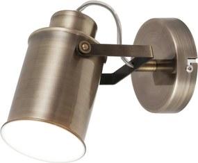 Rábalux Peter 5981 Aplice cu brațe bronz antic metal E27 MAX 60W IP20