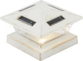Globo 33038 Lămpi solare alb plastic LED - 1 x 0,06W IP44