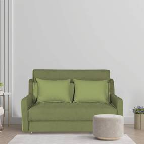 Canapea extensibila, 2 in 1, compacta, Minnie