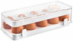 Tescoma Purity Doza sănătoasă pentru frigider, 10 ouă