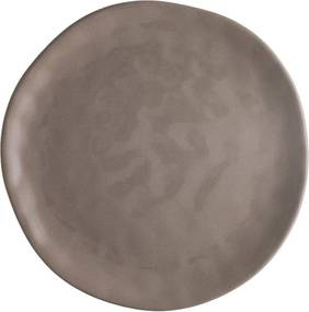 Farfurie din porțelan pentru pizza Brandani Pizza, ⌀ 26 cm, maro