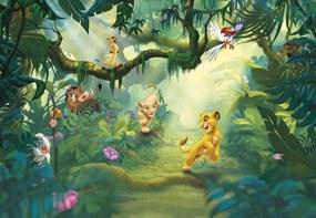 Komar Fototapet - Lion King Jungle