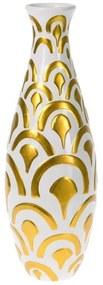 Vaza din ceramica Antique Golden