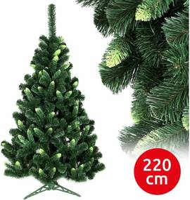 Brad de crăciun NARY II 220 cm pin