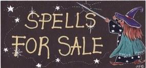 Placuta decorativa Spells For Sale