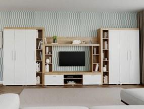 Mobila sufragerie - Living Milan C3 DUO Stejar