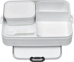 Set caserole pentru prânz Rosti Mepal Nordic Large, alb