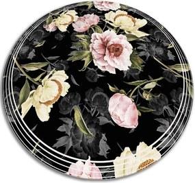 Covor de vinil Trandafiri