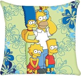 Periniţă The Simpsons 2016, 40 x 40 cm