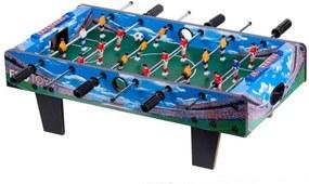 Masă de fotbal din lemn pentru copii