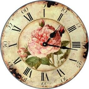 Ceas Roses, 33 cm