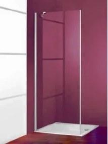 Perete lateral pentru usa batanta, Huppe X1 B,90 cm -121603 069 321
