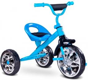 Tricicleta Toyz by Caretero York Albastra