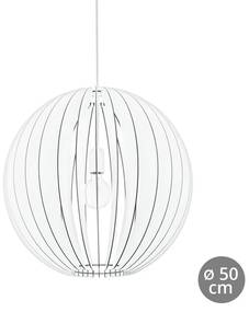 Eglo 94439 - Lustra COSSANO 1xE27/60W/230V