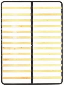 Somieră din lemn de mesteacăn, 140 x 200 cm