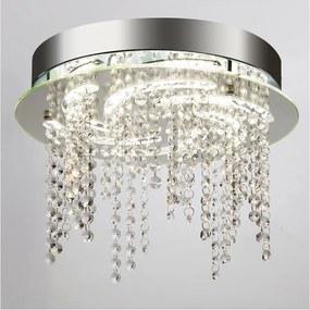 LED Plafonieră de cristal DIANA 1xLED/18W/230V