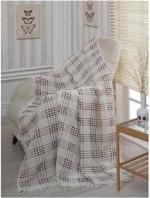 Pătură din bumbac Eponj Home Dokuma, 180 x 230 cm