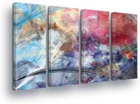 GLIX Tablou - Pastel Oil Painting 100x75 cm