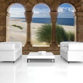 Fototapet - Plaja (254x184 cm), în 8 de alte dimensiuni noi