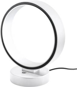 Veioză Redo Atomo LED ø185mm - alb mat