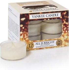 Yankee Candle ceai parfumat lumânare totul este luminos