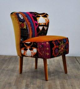 50's Clubchair - Yellow Love