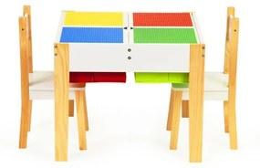 Masă și scaune pentru copii Play Game