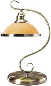 GLOBO 6905-1T - Lampa de masa SASSARI 1xE27/60W