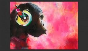 Fototapet Bimago - Music World + Adeziv gratuit 400x280 cm