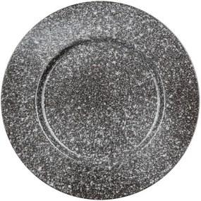 Banquet set farfurii plate din ceramică GRANITE 6 buc
