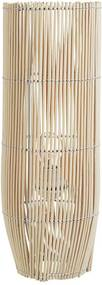Veioza bambus natur Arusha Ø 17 cm x 52 h