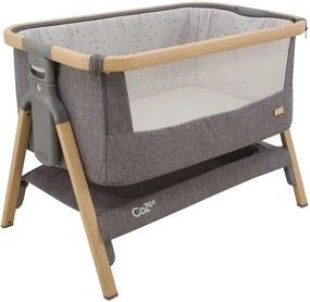 Tutti Bambini – Patut 2 in 1 co-sleeper CoZee Oak