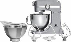 Mixer Electrolux Assistent Kitchen Machine EKM4600, silver, 1000 W