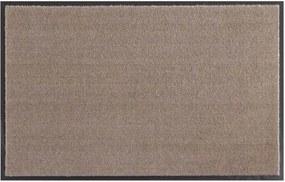 Preș Hanse Home Soft and Clean, 75 x 50 cm, gri bej