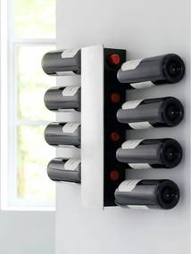 Suport perete pentru sticle de vin Steel Function Winerack