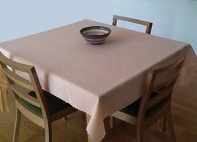 Față de masă teflonată cărămizie Dimensiune: 120 x 140 cm