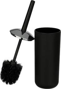 Perie toaletă Wenko Brasil, negru