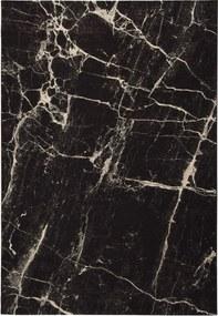 Covor imitatie piatra Stone Dark Brown (160 x 230 | 200 x 290 | 240 x 340) | DE DIMORA - 240x340