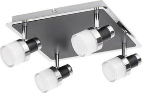 Rabalux 5024 - Aplică perete baie LED HAROLD LED/20W/230V IP44