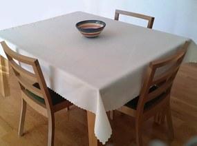 Față de masa din teflon crem Dimensiune: 120 x 140 cm