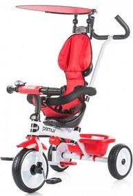 Tricicleta copii 1.5-3 Ani Chipolino Primus Red