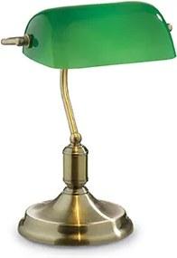 Lampa de birou Lawyer TL1 Brunito, Ideal Lux