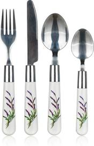Set tacâmuri Banquet 24 piese Lavender