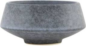 Bol Ceramic Gri (S) STONE - Ceramica Gri Diametru ( 13 cm) Inaltime (7.5 cm)