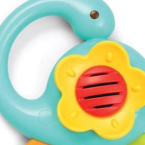 Jucarie Sunatoare Educativa Plastic Pentru Bebelusi Dino 484 BabyOno