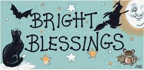 Placuta decorativa Bright Blessings