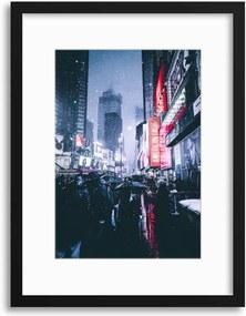 Imagine în cadru - NYC Lights 30x40 cm