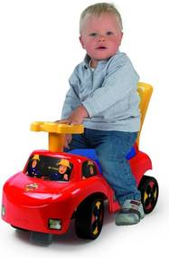 Pompierul Sam - Masina Ride-on